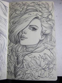 Moleskine 4 sketch