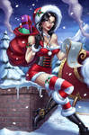 Zenescope 2014 Holiday Edition cover
