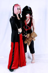 Koichi and meto - MEJIBRAY