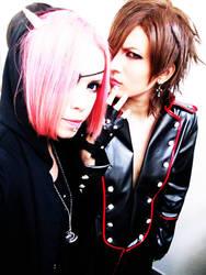 Tsuzuku and Koichi - MEJIBRAY