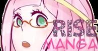 Rise Manga STAMP by Paradisuu