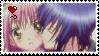 Amuto Kiss stamp by Hoshino-Hikari