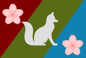 Ueda Clan's flag by T-aroutachiikun