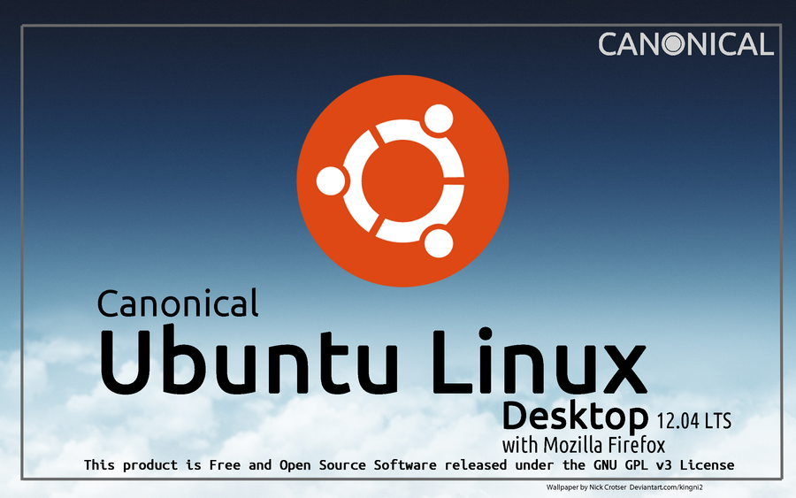 Ubuntu 12.04 by KingNi2