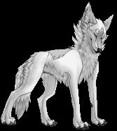Coyote Pose mod #1 by Pierre-ShibaInu
