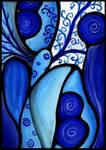 +Spiraled Blues+