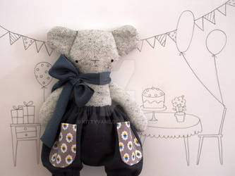Bearnard the little rag-bear
