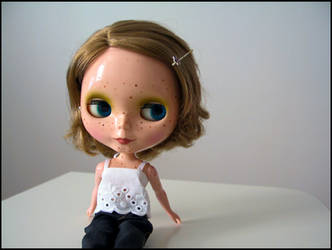 Dolly freckles by kittyvane