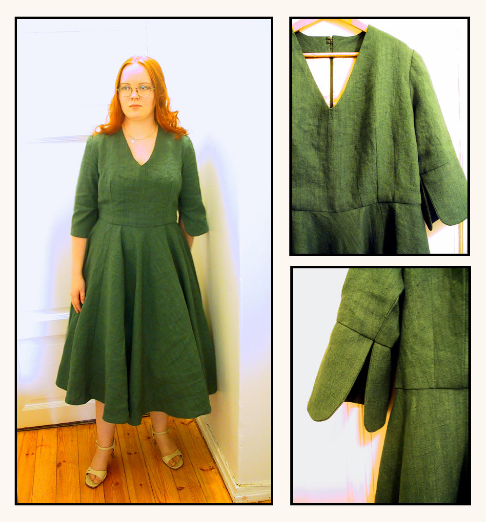 Green sleeves by kittyvane