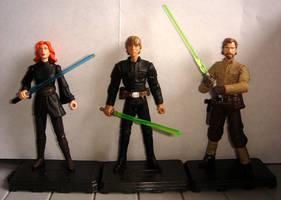 New Jedi Order Masters by bADmOTIVATOR