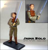 Jaina Solo by bADmOTIVATOR
