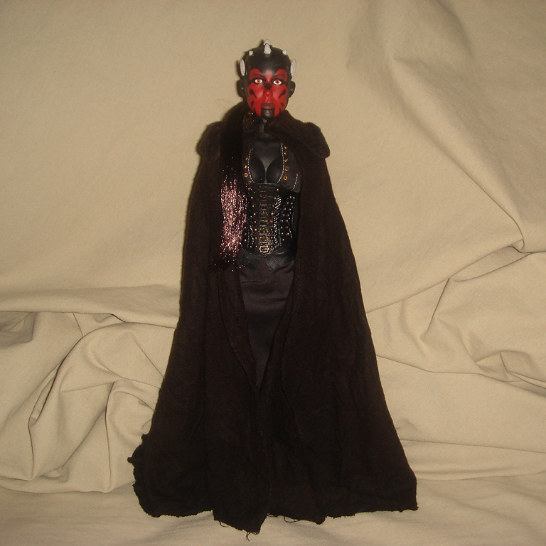 Female Zabrak Sith 02 by bADmOTIVATORFemale Sith Zabrak