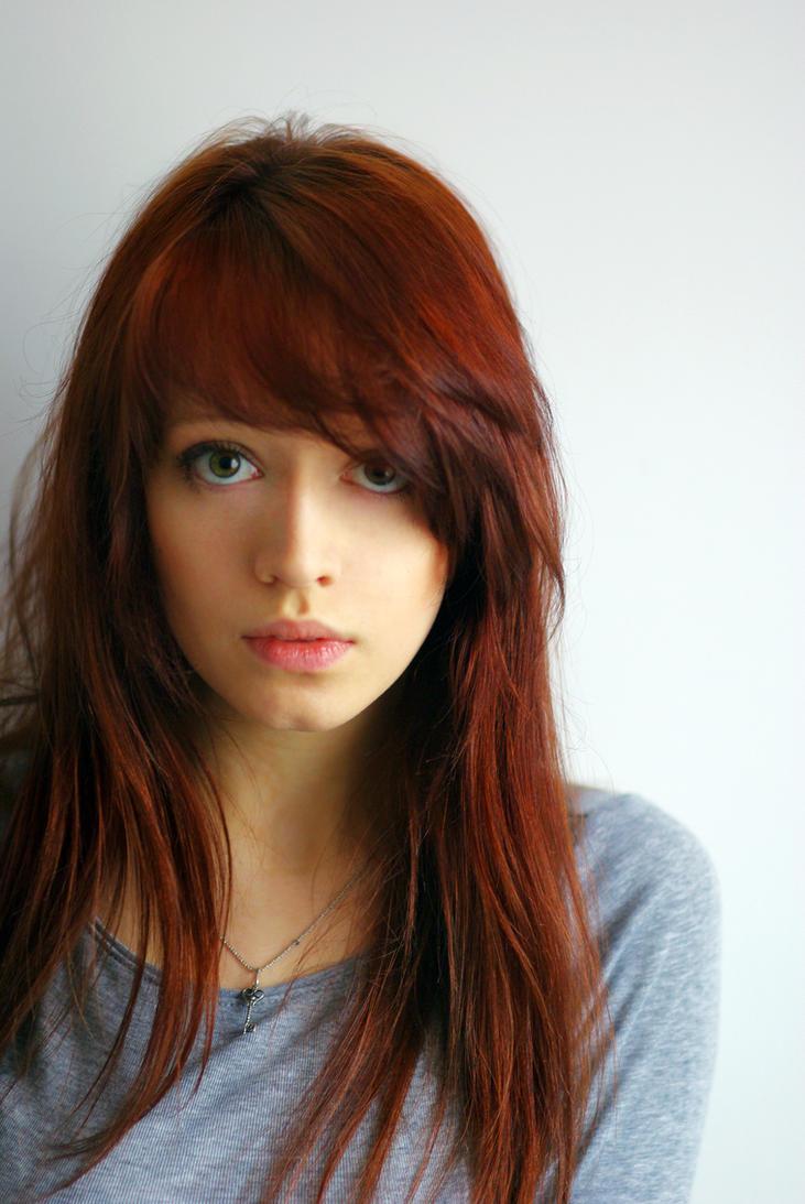 redhead by pathyelisia