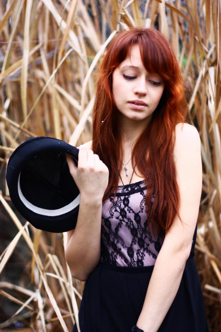 redhead again! by pathyelisia