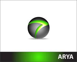 Logo 25 by AryaInk