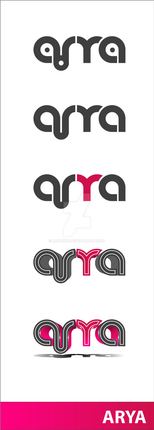 Logotype 5 by AryaInk
