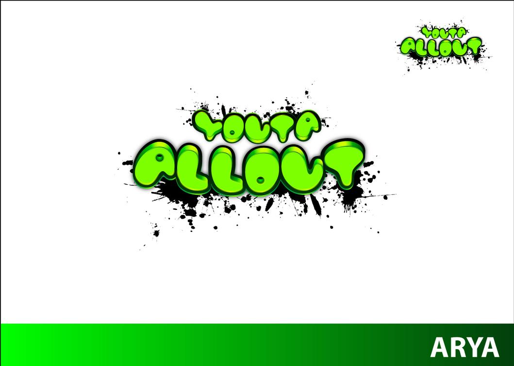 Logotype 7 by AryaInk