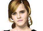 Vector Portrait - Emma Watson