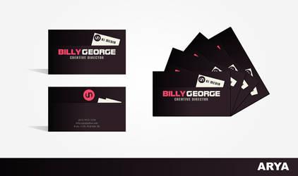 Ki Media - Business Card