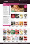 Ecommerce Template - Shopping cart - EShop