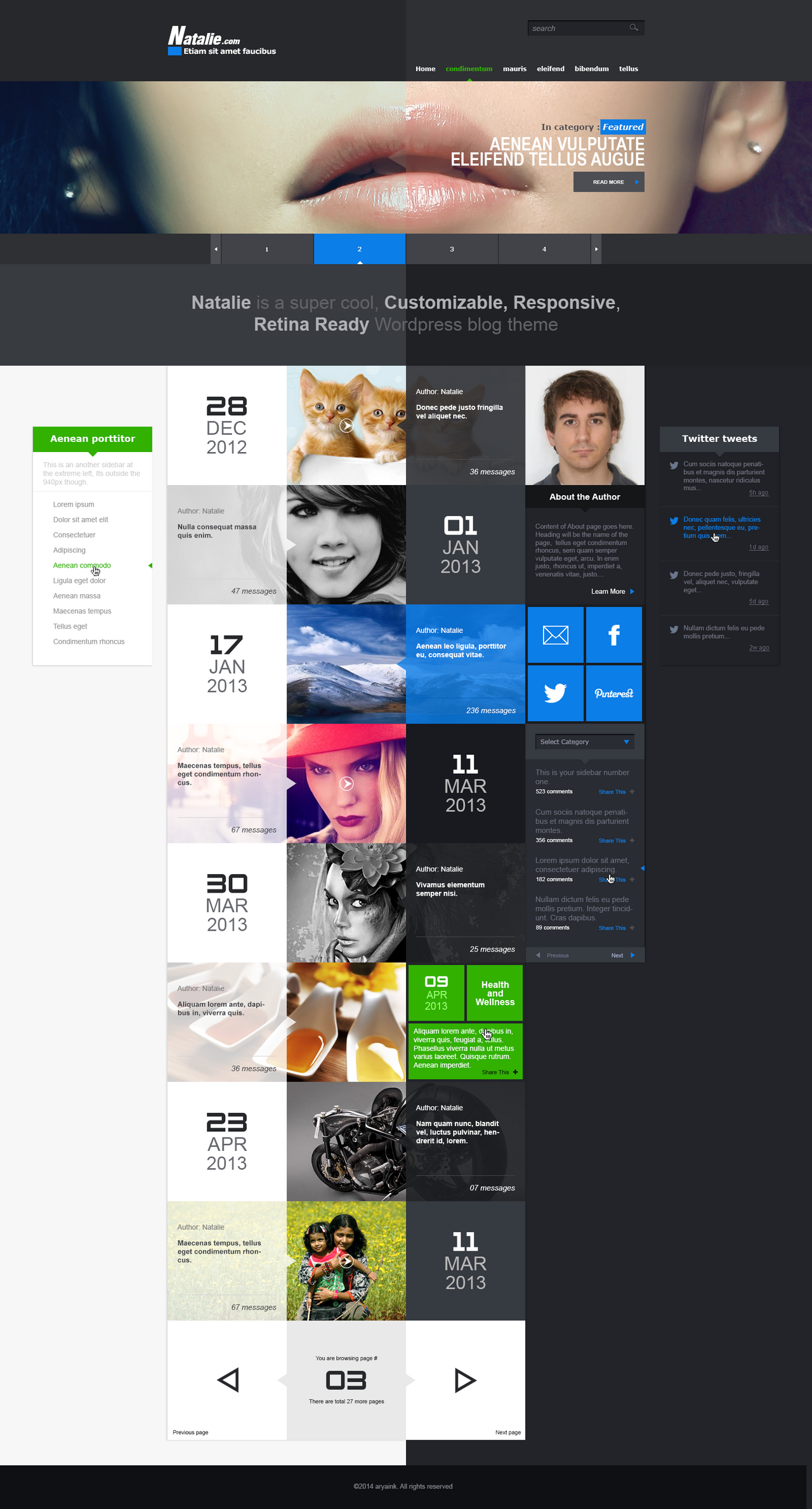 Brlog Fun Wordpress by AryaInk