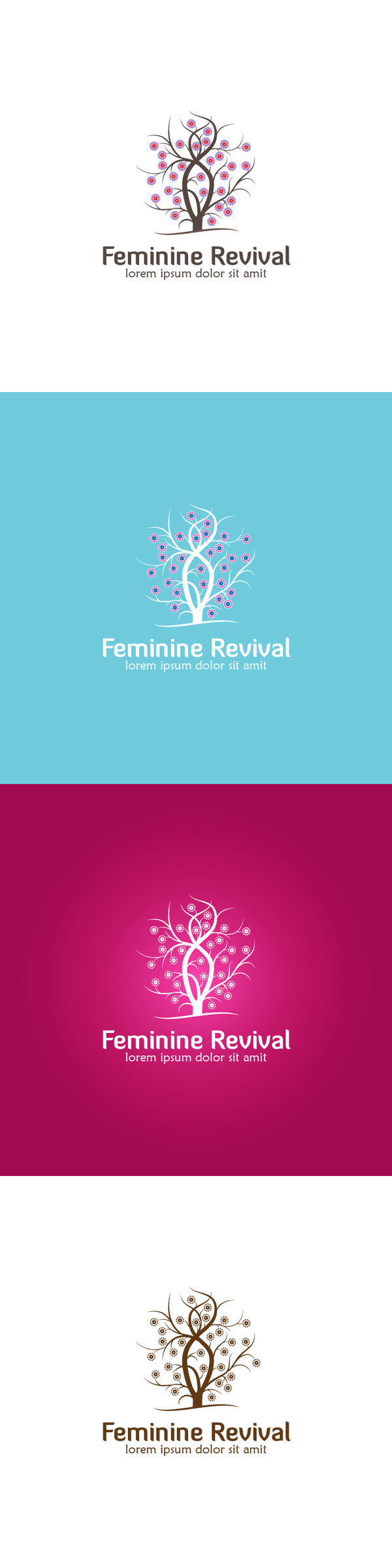 Feminine Revival by AryaInk