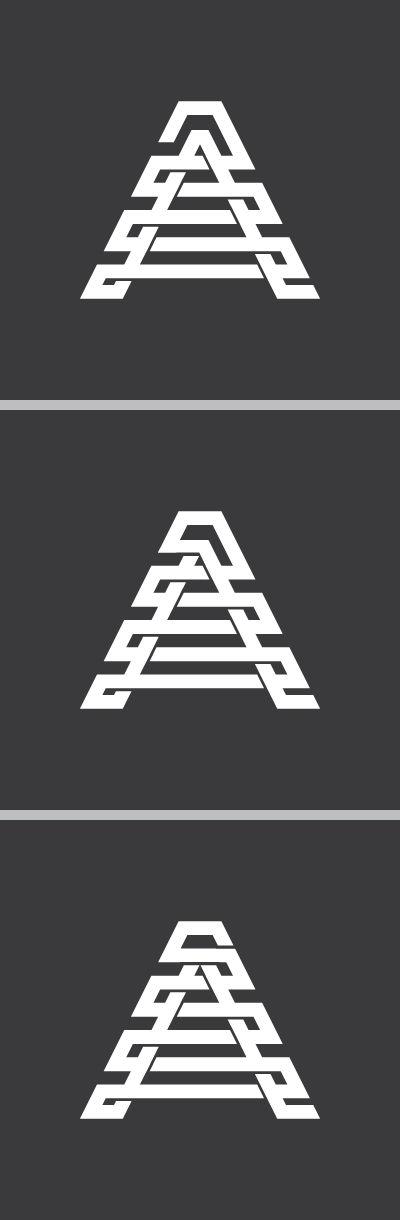 Aryaink new Logo