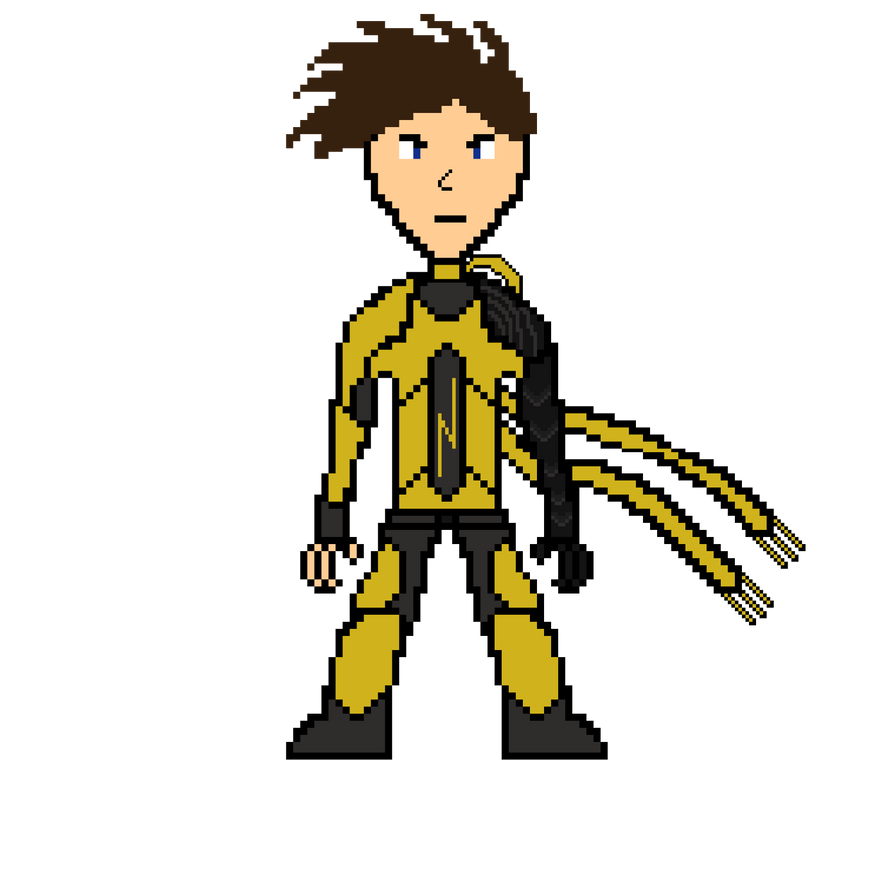 Electro by TheAlphaGamer5
