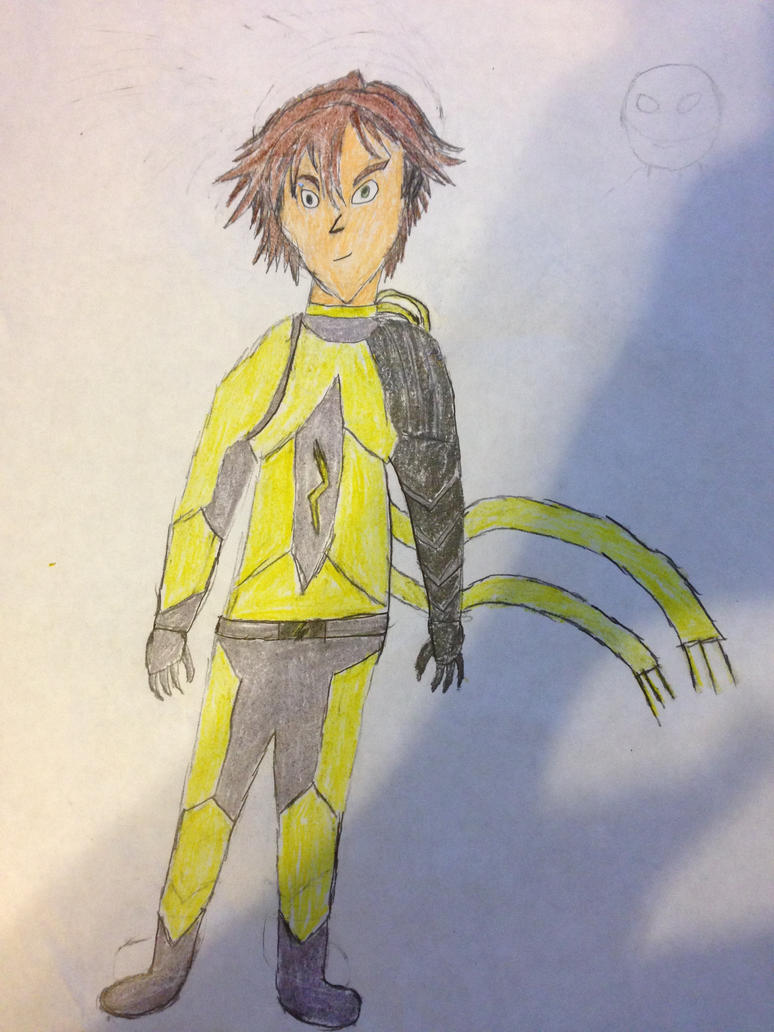 Electro *redraw* by TheAlphaGamer5