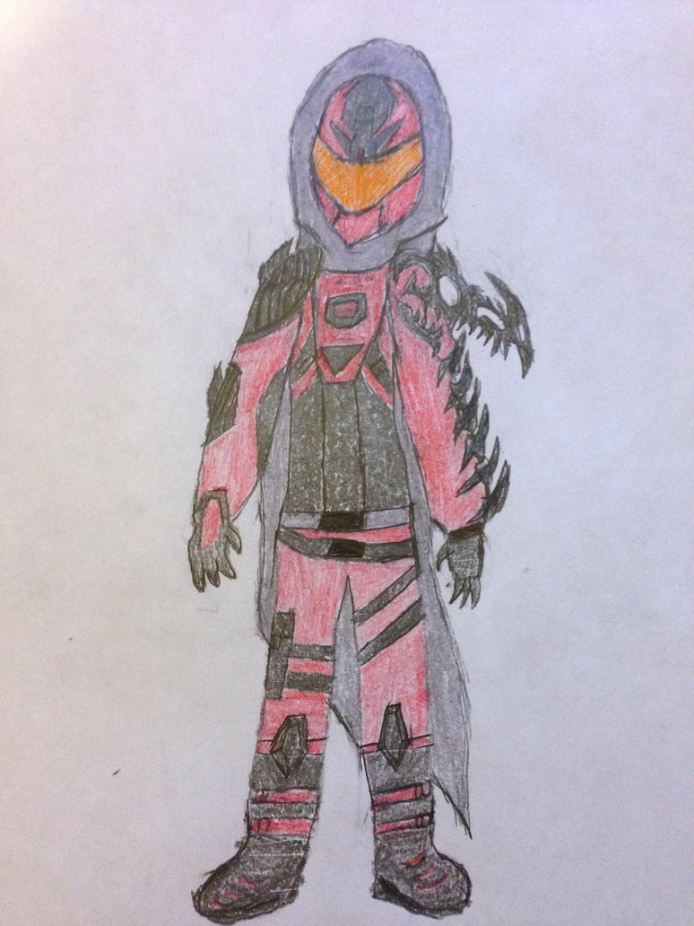 Armor by TheAlphaGamer5