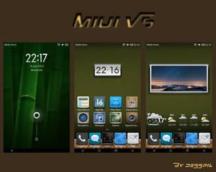 Miui V5 by desspil