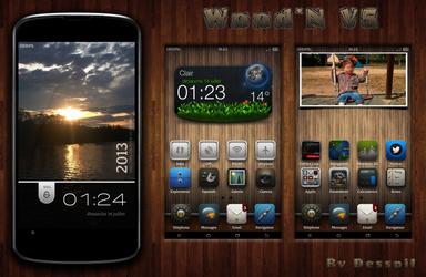 Wood'N V5 by desspil