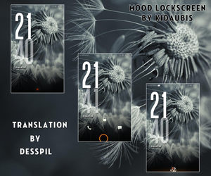 FrenchMood Miui Lockscreen by desspil
