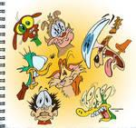 Wild Takes Doodlez