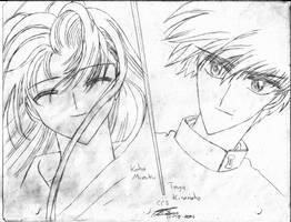 Touya y Kaho 01