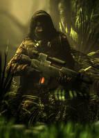 Cadian Sniper by DerKaktus12345