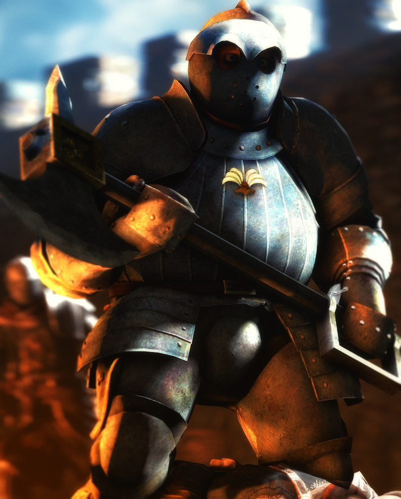 Bazuso the Thirty-Man Slayer by DerKaktus12345