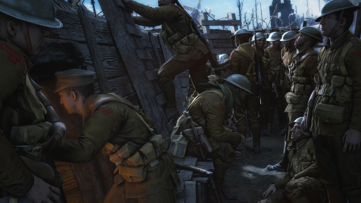 The Great War by DerKaktus12345