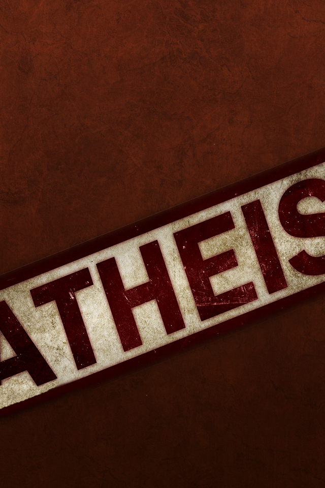 Atheist logo on rustedclad wp3 by drouell on deviantart atheist logo on rustedclad wp3 by drouell voltagebd Choice Image