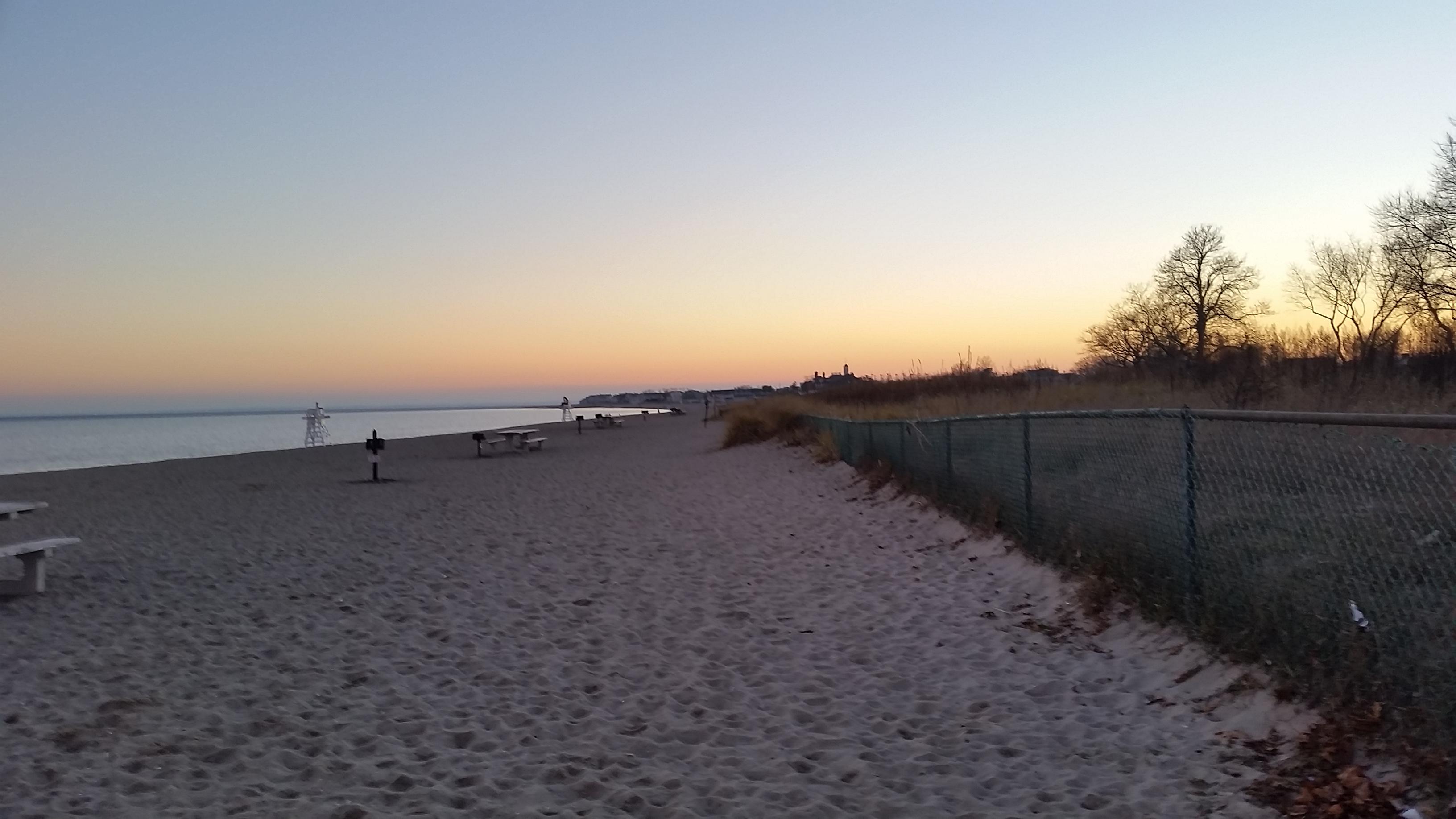 Jennings Beach Fairfield Ct Long