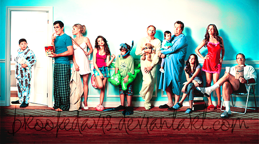 Modern Family by BrookeDavis