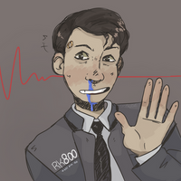 connor by DlSGUlSE
