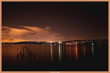 Lake Washington Nights by DJ-Mech