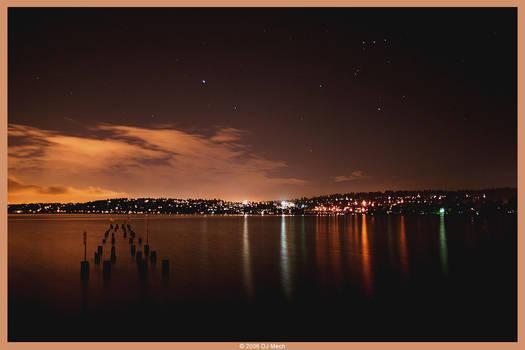 Lake Washington Nights
