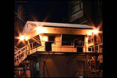 Industrial Lookout by DJ-Mech