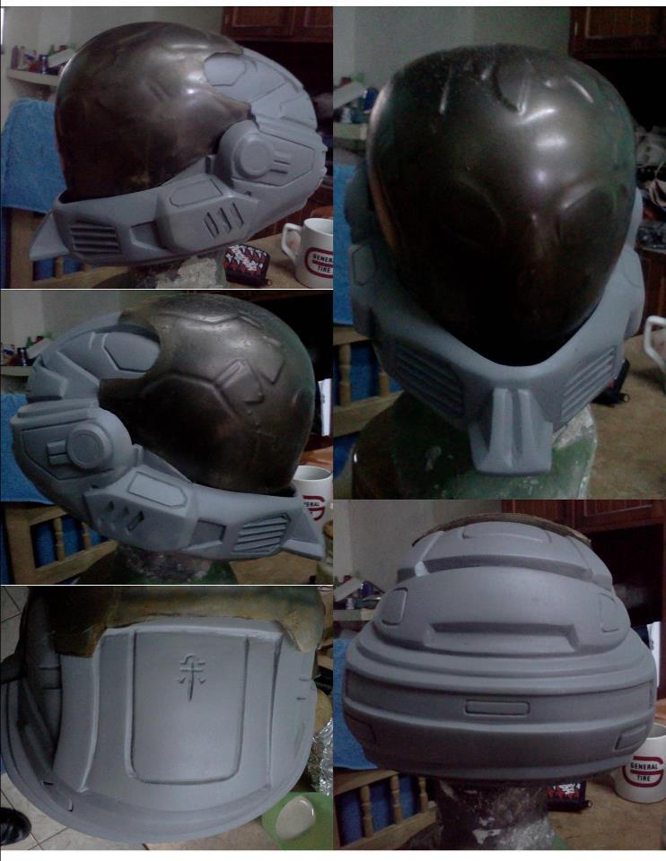 emile helmet by elitedark