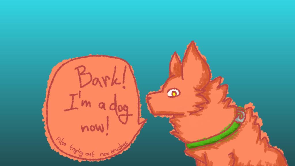 Bark, Bark by domcastyle123