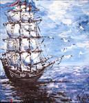 Battleship by AlexanderKucherenko