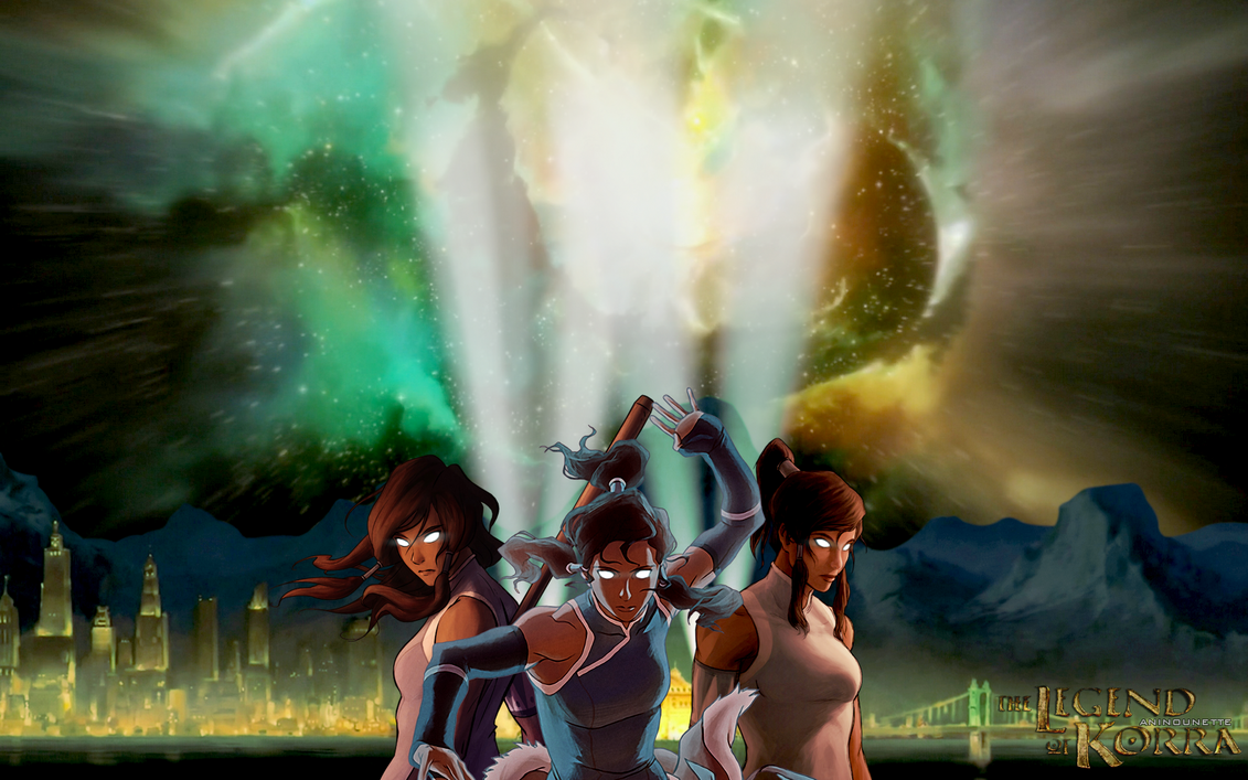 The legend of korra avatar state wallpaper by aninounettear on the legend of korra avatar state wallpaper by aninounettear voltagebd Images