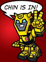 Chin is in by nkelsch